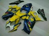 MS Injection Plastic Yellow Fairing Kit Fit for Suzuki 2007-2008 GSXR 1000 q013