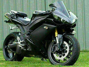 MSB Injection Mold Black Plastic Fairing Fit for Yamaha 2007-2008 YZF R1 i003