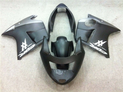 MSA Plastic Injection Black Fairing ABS Fit for Honda 1996-2007 CBR1100XX u010