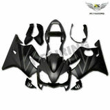 MSA Injection Matte Black Fairing Fit for Honda 2001-2003 CBR600 F4I WTH v002