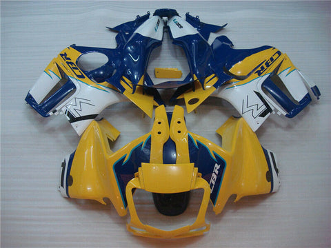 MSA Yellow Plastic Kit Injection Fairing Fit for Honda 1995-1996 CBR600F3 u007