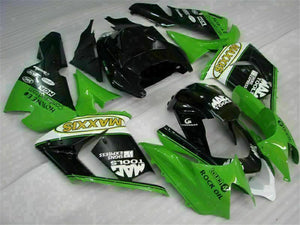 MSA Fit for Kawasaki Ninja 2004-2005 ZX10R With Seat Cowl Injection Fairing t011