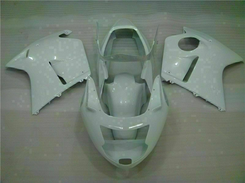 MS Injection White Fairing ABS Plastic Fit for Honda 1996-2007 CBR1100XX u011
