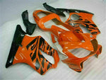 MS Orange ABS Injection Fairing Kit Fit for Honda 2001-2003 CBR600 F4I u012