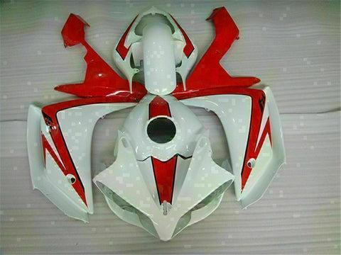 MSB Injection New White Plastic Fairing Fit for Yamaha 2007-2008 YZF R1 g002-03