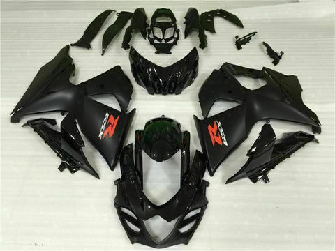 MS Injection Mold Kit Black Fairing Kit Fit for Suzuki 2009-2016 GSXR 1000 q041