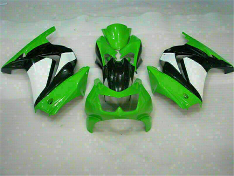 MSA Injection Molding Fairing Fit for Kawasaki 2008-2012 EX250 250R Plastic s020