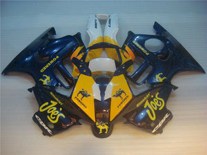 MSA Yellow Fairing Injection Mold Fit for Honda 1995-1996 CBR600F3 u013