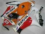 MS Injection Mold Orange Fairing Kit Fit for Honda 2012-2016 CBR1000RR t002