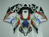 MSA Injection Plastic Cowl Fairing Kit Fit for Honda 2009-2012 CBR600RR u021