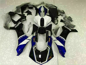 MS Injection Molding New Kit Black ABS Fairing Fit for Yamaha 2015-2017 YZF R1 g011