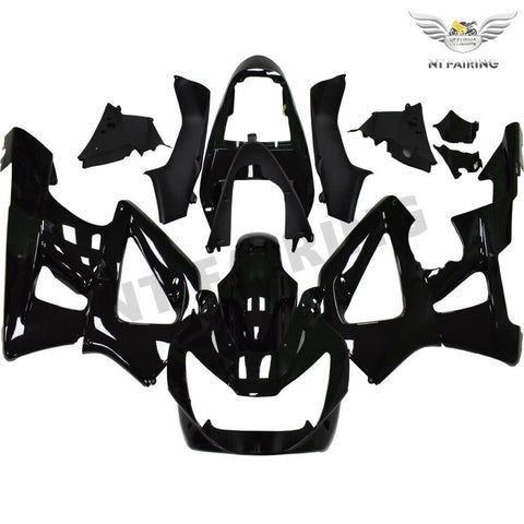 MSA Glossy Black Injection Fairing Fit for Honda 2000-2001 CBR929RR 900RR u032