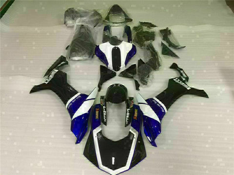 MS Injection Molding New Kit Blue ABS Fairing Fit for Yamaha 2015-2017 YZF R1 g008