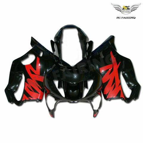 MS Mold Red Black Fairing Injection Fit for Honda 1999-2000 CBR600 F4 Plastic u018