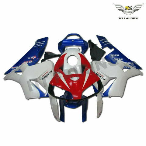MSA Injection Molding Fairing Fit for Honda 2005-2006 CBR600RR Kit Plastic u029