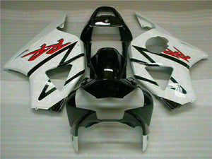 MS Injection White Black Fairing Fit for Honda 2002 2003 CBR954RR 900RR u016