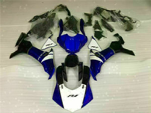 MS Injection Molding New Kit Blue ABS Fairing Fit for Yamaha 2015-2017 YZF R1 g013