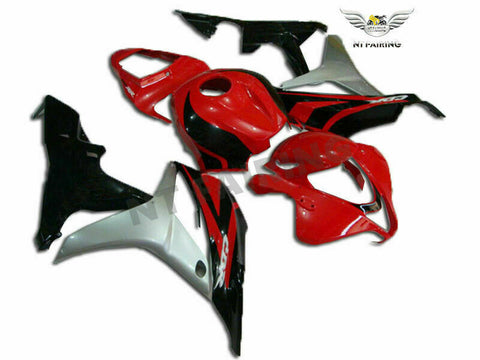 MS Injection Red ABS Plastic Fairing Kit Fit for Honda 2006-2007 CBR1000RR u028