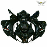 MS Injection Black Plastic Fairing Fit for Honda 2006-2007 CBR1000RR Cowl u027
