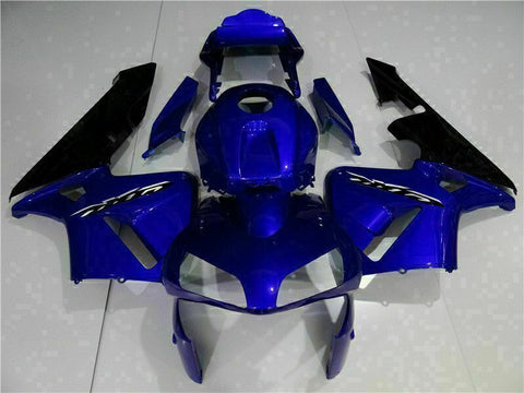 MSA Injection Mold ABS Blue Cowl Fairing Fit for Honda 2003-2004 CBR600RR u062