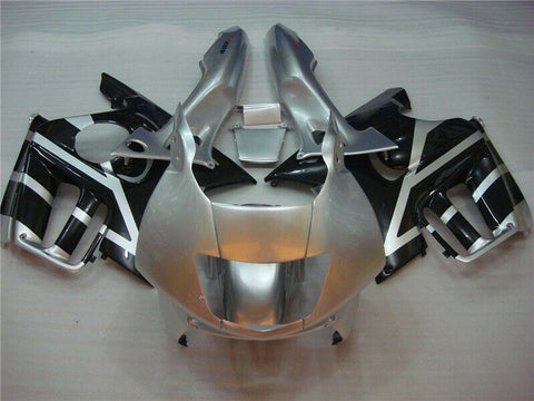 MSA Sliver Cowl Set Injection Fairing Fit for Honda 1995-1996 CBR600F3 u011