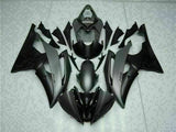 MS Injection Plastic Grey Black Fairing Fit for Yamaha 2008-2015 YZF R6 j055