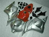 MSA Injection Silver Plastic Fairing ABS Fit for Honda 2009-2012 CBR600RR u025