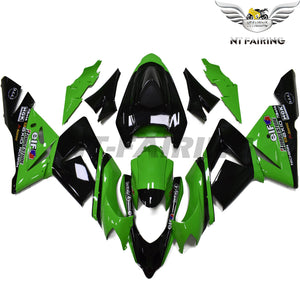 MSA Fit for Kawasaki Ninja 2004-2005 ZX10R With Seat Cowl Injection Fairing s007