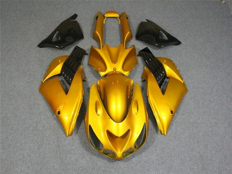 N Fairing Fit for 2006-2011 ZX14R ZZR1400 Injection Molded New ABS Plastics e02A