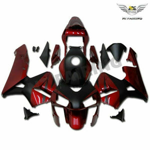 MSA Injection Molding Cowl ABS Fairing Fit for Honda 2003-2004 CBR600RR TH u083