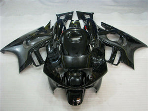MSA Glosssy Black Fairing Injection Mold Fit for Honda 1997-1998 CBR600F3 u020