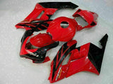 MS Injection Plastic Red Fairing ABS Set Fit for Honda 2004-2005 CBR1000RR u0121