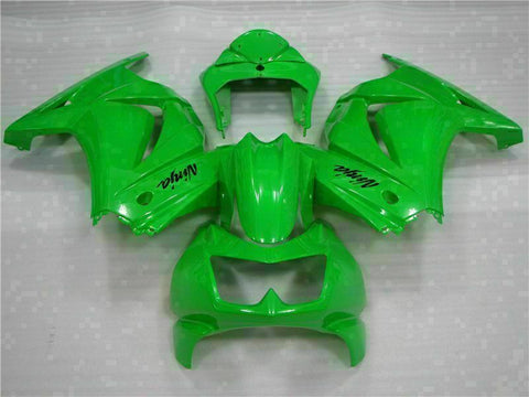MS Fit for Kawasaki 2008-2012 EX250 250R Plastic New Injection Fairing t033-T