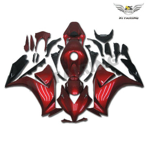 MS Injection Molding Red Fairing Kit Fit for Honda 2012-2016 CBR1000RR u025