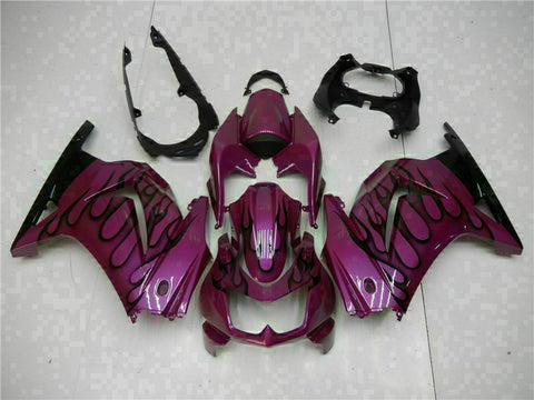 MS Fit for Kawasaki 2008-2012 EX250 250R Plastic New Injection Fairing t009