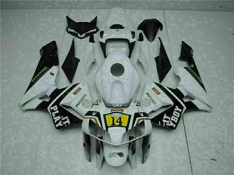 MSA Injection Cowl Fairing Fit for Honda 2005-2006 CBR600RR Set Bodywork u092
