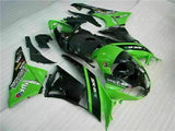 MSA Injection Fairing Fit for Kawasaki 2009-2012 ZX6R Plastic With Seat Cowls t034-T