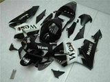 MSA Injection Mold ABS Set Black Fairing Fit for Honda 2003-2004 CBR600RR u077