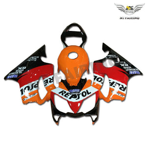 MS Injection Mold Fairing Orange Repsol Fit for Honda 2001-2003 CBR600 F4I g054