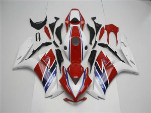 NT Aftermarket Injection ABS Plastic Fairing Fit for CBR1000RR 2012-2016 Red White Blue N026