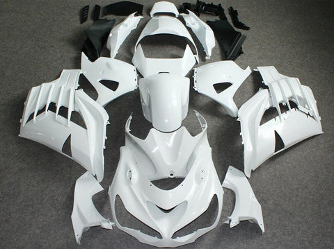 NT Unpainted Aftermarket Injection ABS Plastic Fairing Fit for ZX14R 2012-2015 Available in TX IL