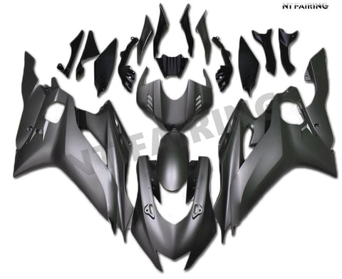 NT Aftermarket Injection ABS Plastic Fairing Fit for YZF R6 2017-2019 Gray N003