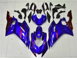 NT Aftermarket Injection ABS Plastic Fairing Fit for YZF R6 2017-2019 Blue Red N007