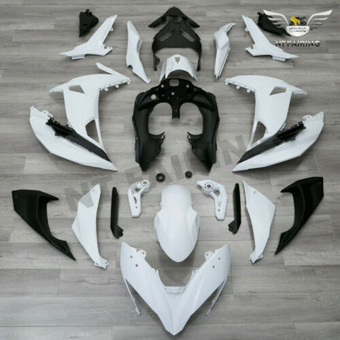 NT Aftermarket UNPAINTED ABS Plastic Fairing Fit for EX650R 2017-2019