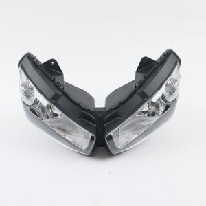 Front Motorcycle Headlight Headlamp Fit Kawasaki 2012-2016 ER-6F Ninja650R
