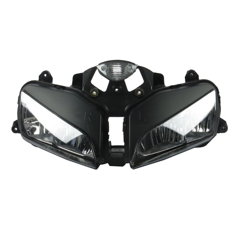 Front Motorcycle Headlight Headlamp Fit Honda 2003-2006 CBR 600RR F5 Available in TX