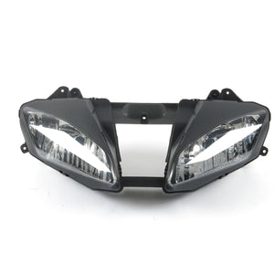 Front Motorcycle Headlight Headlamp Fit Yamaha 2008-2016 YZF R6