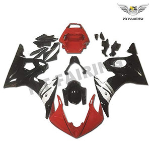 New Injection Mold ABS Plastics Bodywork Body kit Bodyframe Body Work Fairings Fit for Yamaha 2003-2005 YZF R6 & 2006-2009 YZF R6S