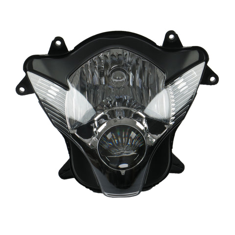 Front Motorcycle Headlight Headlamp Fit Suzuki 2006-2007 GSXR600/750 Available in TX