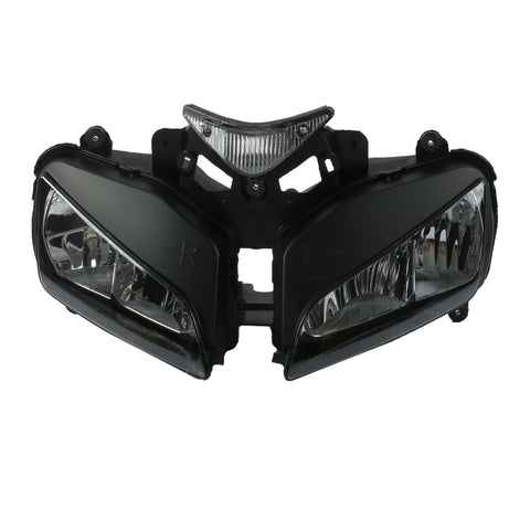 Front Motorcycle Headlight Headlamp Fit Honda 2004-2007 CBR 1000RR Available in TX